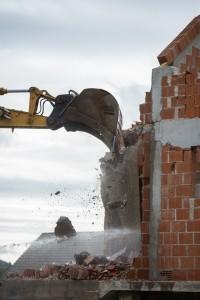 Demolari si decopertari in Bacau -Cridor Construct